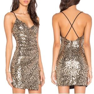 WYLDR Moving on Sequin Dress
